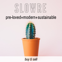 slowre recycled sustainable style online